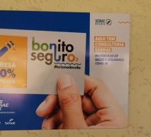"""Atrativos do Grupo Rio da Prata recebem selo """"Bonito Seguro"""""""